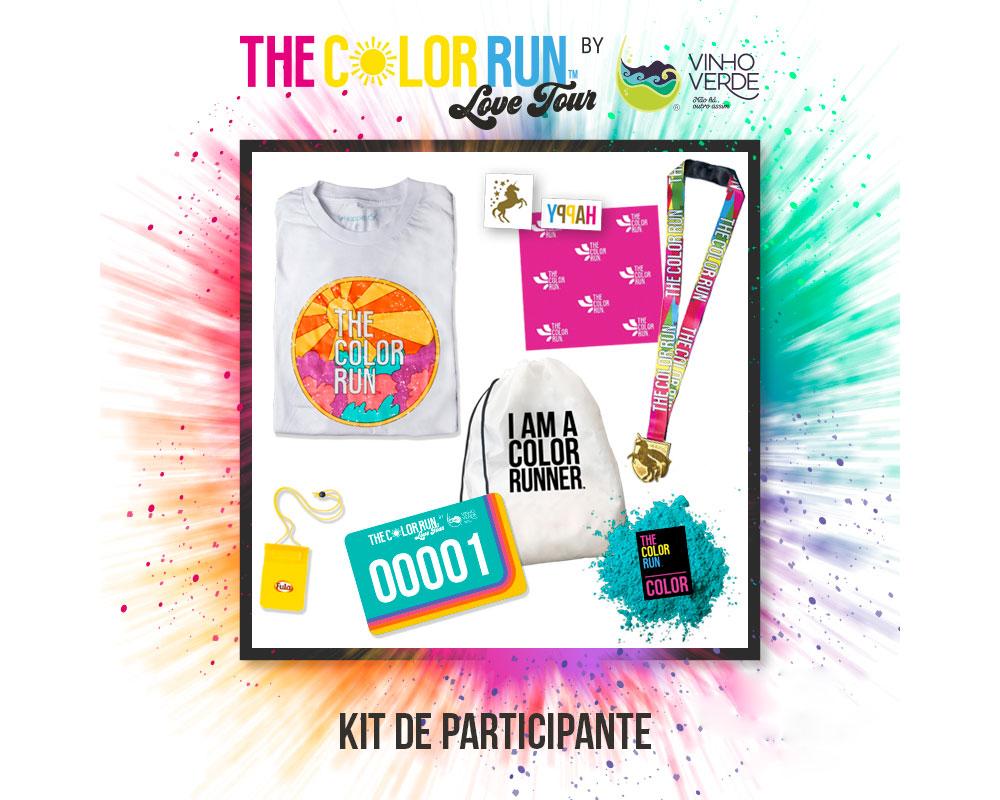 Equipa Participant Kit